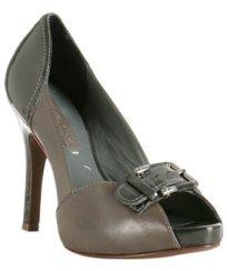 BCBGMaxazria leather pumps ($108 on sale)