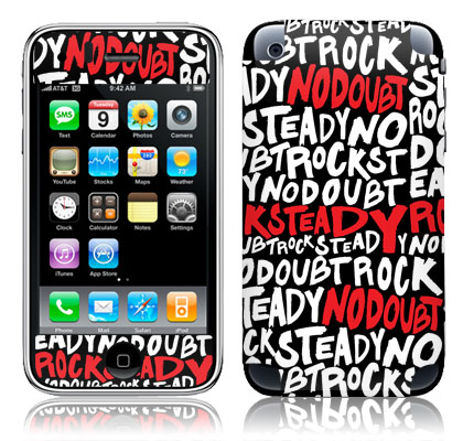 No Doubt iPod DiNG