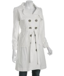Priorities belted trench coat ($69.99 on sale)