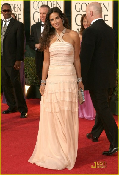 Demi Moore wears Dior. Yay or Nay?