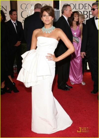 Eva Mendes wears Dior. Yay or Nay?