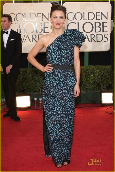 Maggie Gyllenhaal wears Lanvin. Yay or Nay?