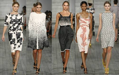 Jason Wu spring 09 collection