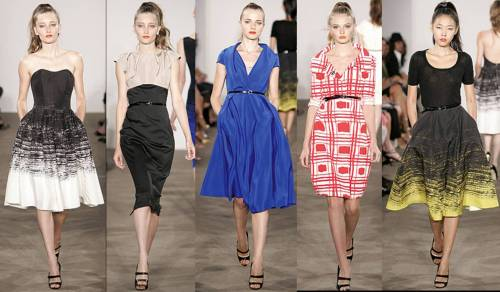 Jason Wu spring 08 collection