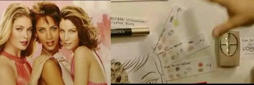 """L'Oreal Paris """"day look"""" colour story spring/summer 09"""