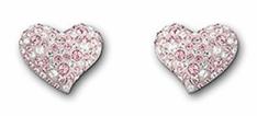 Alana crystal earrings by Swarovski $105