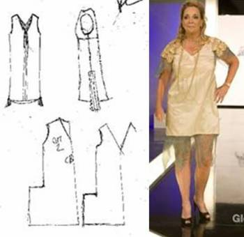 Kim's design: I'm with Rita- unable to score this horrific thing