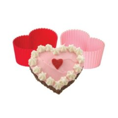 Tovolo cupcake molds in silicone $12.99 for 8