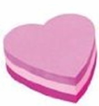 3M Post-it notes heart-shaped, under $10