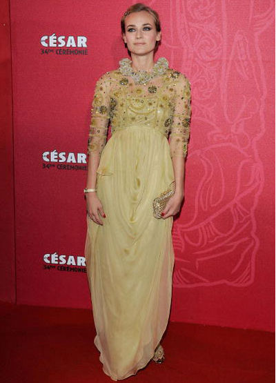 Yay or Nay: Diane Kruger wears Valentino