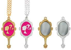 Barbie collection jewelry by Foxy Originals