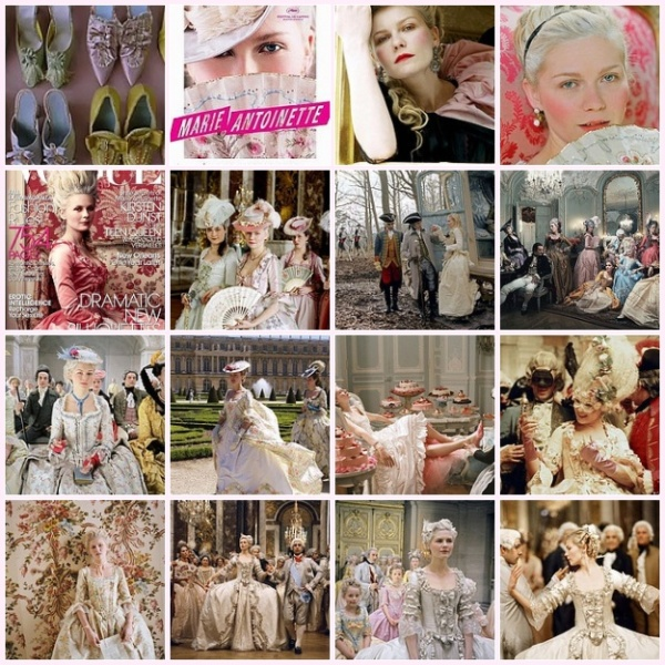 Marie Antoinette film (2006)