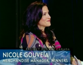Guest Judge: Nicole Gouveia, Merchandise Manager, Winners