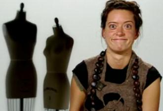 """Jessica is not a fashion designer. She's a fashion regurgitator."""