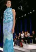 Genevieve's dress