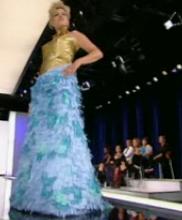 Sunny's dress