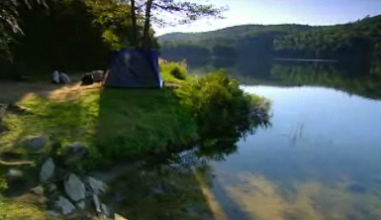 Not Paris- the great Canadian camping experience
