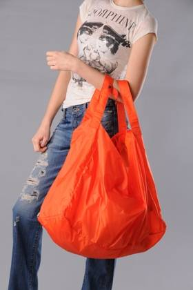 Cheap Monday beach bag from Tobi $25