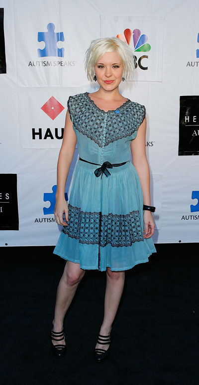 Yay or Nay: Bea Grant at the Heroes For Autism charity event