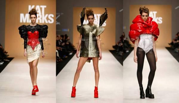 Designer S Corner Kat Marks Fashion In Motion