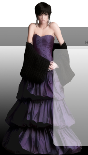 Brandon Dwyer collection dress - to be produced as a knock-off by Jason and him?