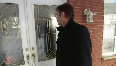 Brian arrives at Jessica's house