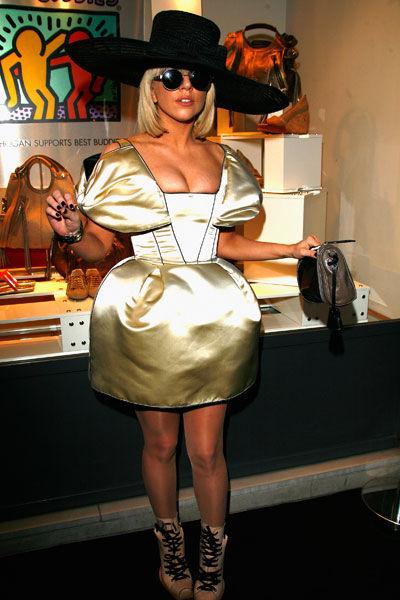 Yay or Nay: Lady GaGa wears Dolce and Gabbana
