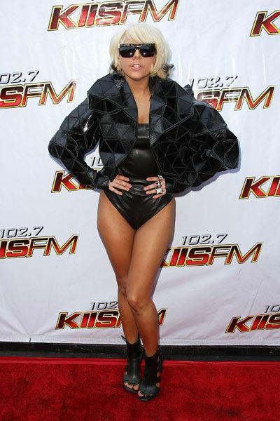 Yay or Nay: Lady Gaga wears the Teenage Mutant Ninja Turtles jacket.