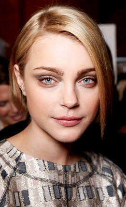 The smokey eye is alive and well this spring and summer.
