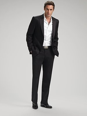 Versace Collection Tuxedo Jacket, $1070