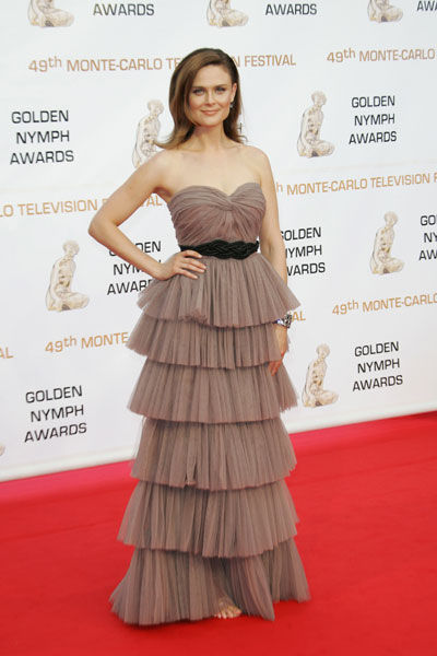 Yay or Nay: Emily Deschanels wears Gustavo Cadile