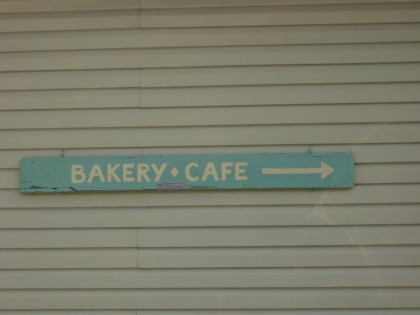 This way to breakfast.