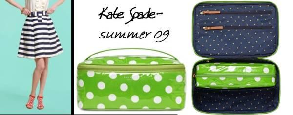 Kate Spade skirt and large collin bag