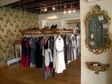Beautifully hung at Victoire.
