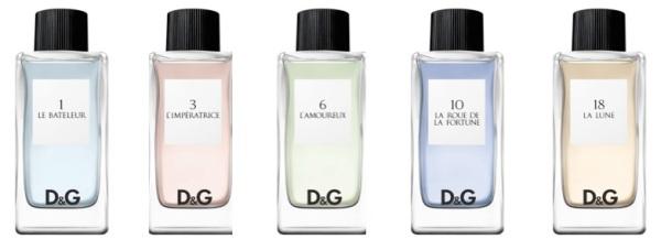 The D&G Fragrance Anthology