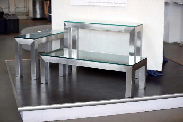 Tables by Christopher Ba