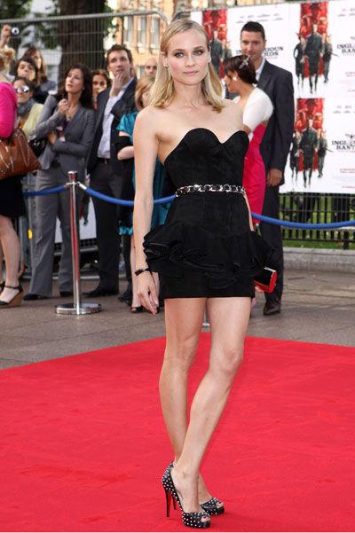 Yay or Nay: Diane Kruger wears Balmain & Louboutins