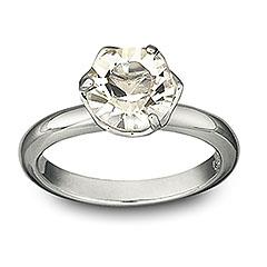 Harlequin ring, $105 at Swarovski