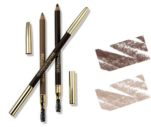 L'Oreal Le Crayon Poudre in Mahogany (top right) or Natural Blonde (bottom right), $23.50