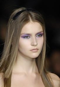 ELLEgirl Models Pretty Purple Eyes