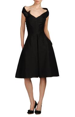 Boatneck dress, $1000