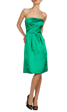 D&G strapless dress, $1095