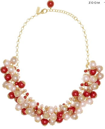 Tuileries necklace, $195
