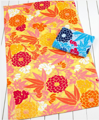 Kimono beach towel by Martha Stewart Collection, $15.99 on sale at Macy's