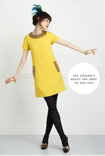 The Beacon Hill Gail dress