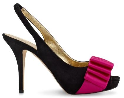 Guest sling back shoe, $325