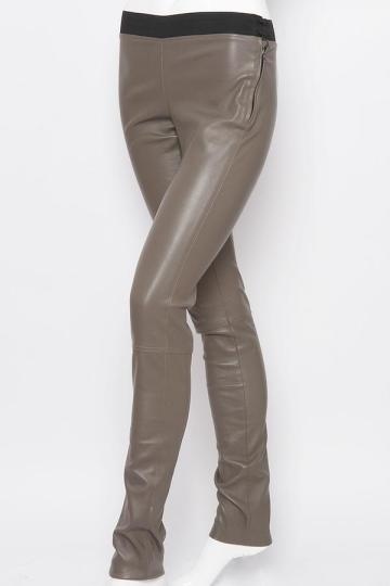 Elise O leather legging, $620 on sale at