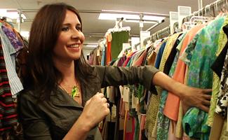 Janie Byrant- costume designer for Mad Men