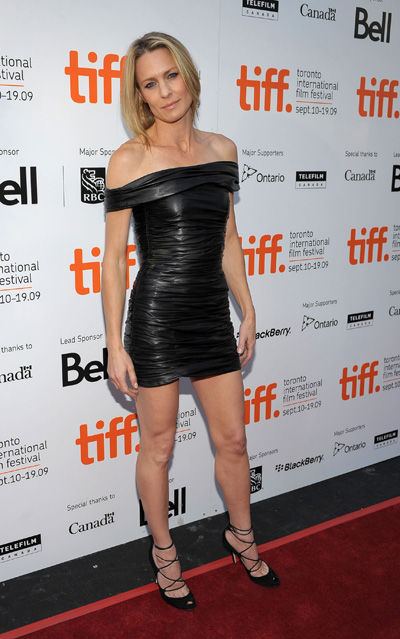 Yay or Nay: Robin Wright Penn wears Balmain