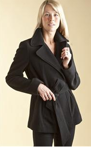 The Savoy cashmere wool blend jacket by Great Plains, $